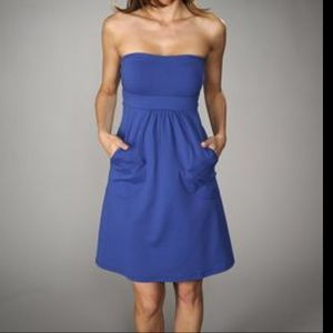 Susana Monaco strapless dress